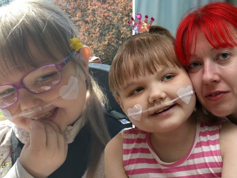 Terminally ill girl could die in foster home while parents fight for pain relief