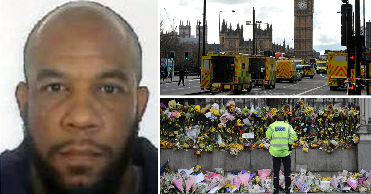 Westminster terrorist took steroids before ploughing into people and stabbing PC to death