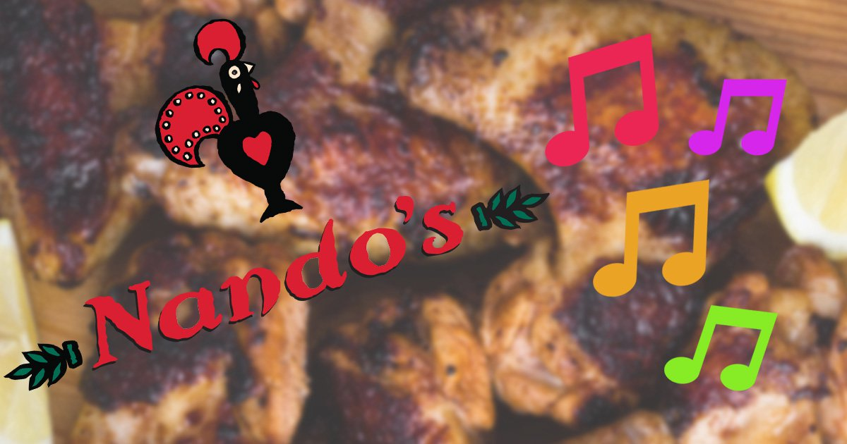 Nando's opens music studio in London for aspiring producers to make music while chowing down on chicken