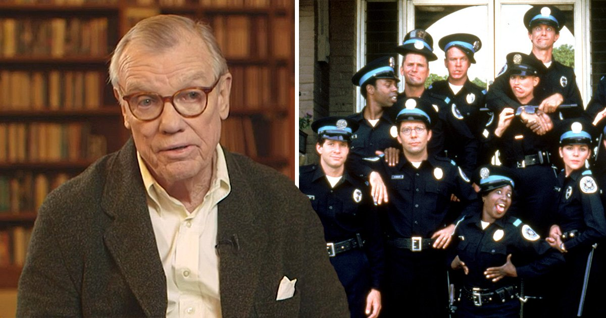 Police Academy director Hugh Wilson dies at the age of 74