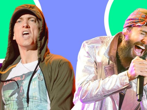 Eminem announces Grammys gig in New York with Thirty Seconds to Mars and Childish Gambino
