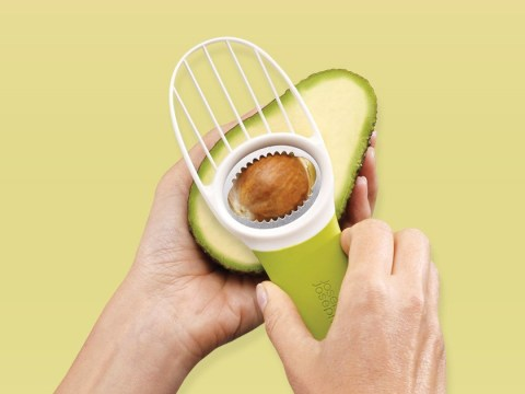 We need this three in one avocado slicer in our lives