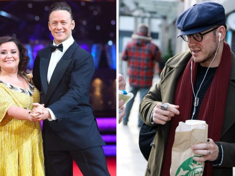 Strictly's Kevin Clifton pictured wearing wedding ring at live tour launch