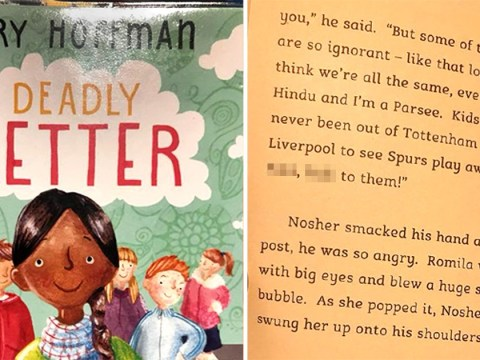 Primary school used anti-bullying book that used word 'P**i'