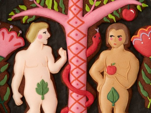Fortnum & Mason is selling same sex couple cookies for Valentine's Day