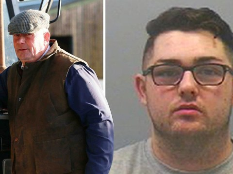 Hero farmer catches paedophile trying to molest a boy on his land