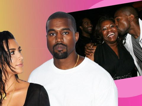 Chicago West's name is a tribute to Kanye's late mum Donda