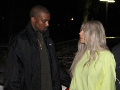 Proud parents Kim Kardashian and Kanye West enjoy date night days after welcoming baby Chicago