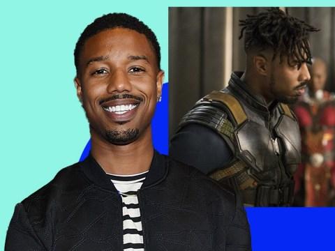 Michael B. Jordan went to a really 'dark place' playing Erik Killmonger in Black Panther