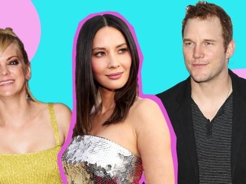 Anna Faris gets quite confused over Chris Pratt and Olivia Munn dating rumours