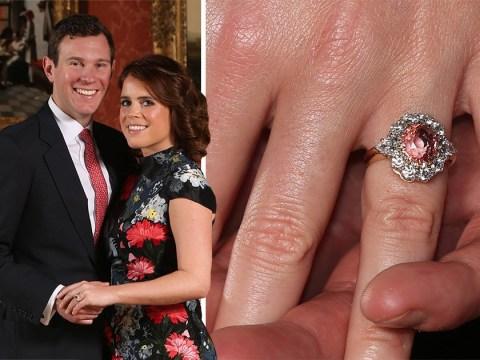 Princess Eugenie announces engagement to long-term boyfriend Jack Brooksbank