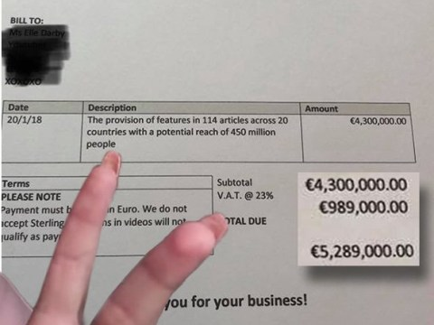 Hotel sends 'invoice for publicity' to blogger who tried to bag a freebie