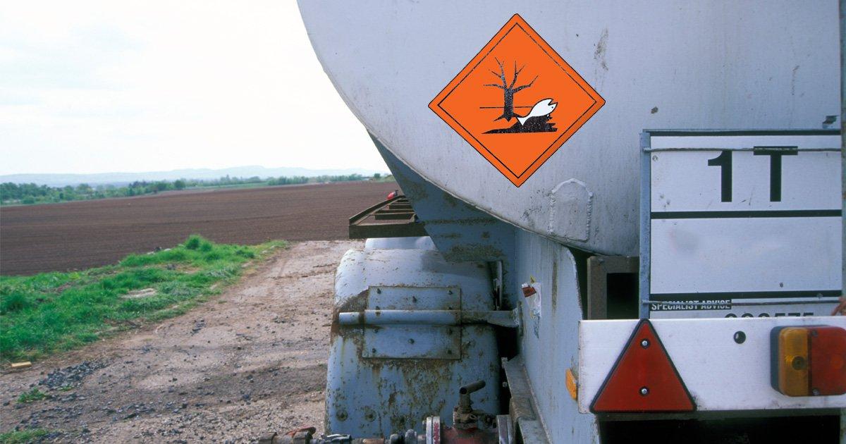 Truck 'carrying 34,000 litres of chemicals' stolen in Belgium