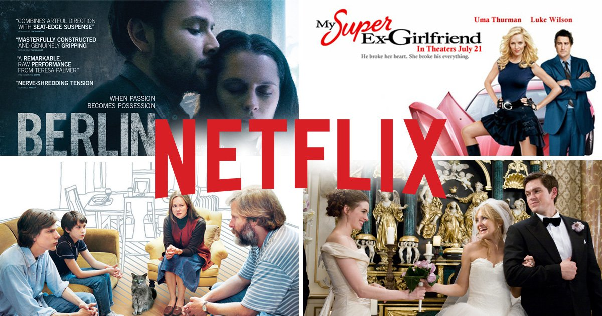 10 anti-Valentine's Day films to watch on Netflix
