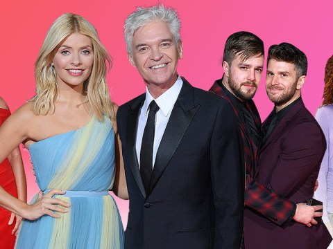 National Television Awards 2018: Celebrities hit the red carpet