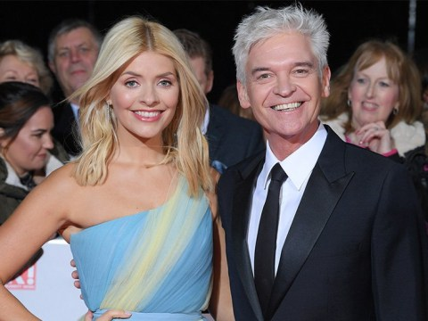 Holly Willoughby shows off National Television Awards dress she'll wear on This Morning if 2016 repeats itself