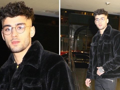 Zayn Malik takes a break at recording studio amid Selena Gomez duet rumours