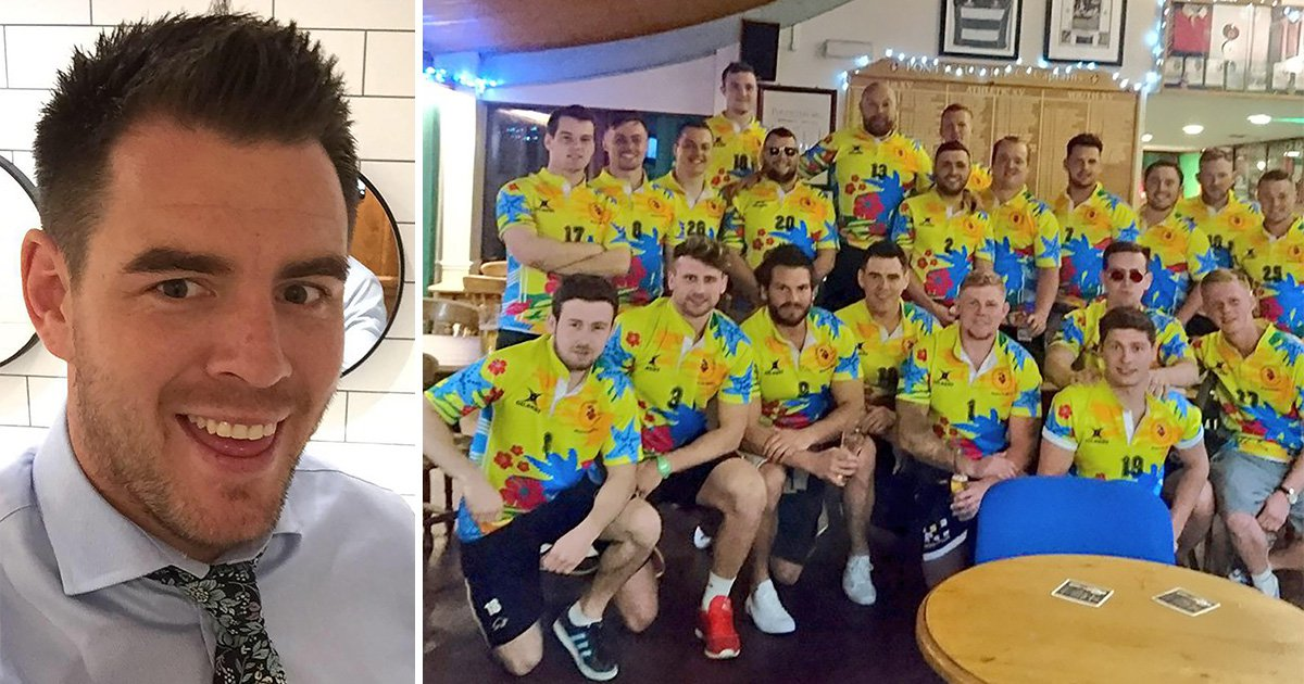 Rugby player killed by 'cocktail of drink and drugs' on Magaluf trip