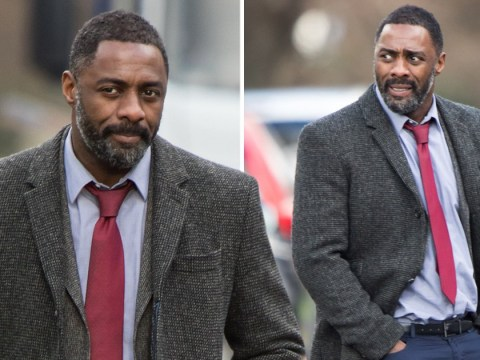Is Alice dead? Spoiler alert as Idris Elba is spotted shooting tense scenes with Ruth Wilson