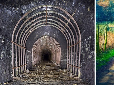 Derelict tunnel in Wales could become longest underground cycle route in Europe