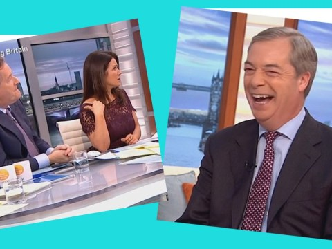 Nigel Farage says he's not a feminist: 'I don't know what it means'
