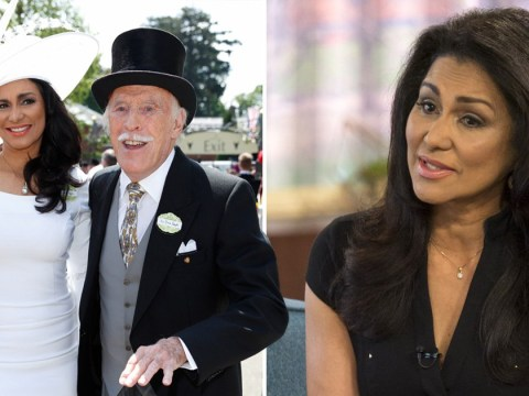 Lady Wilnelia Forsyth opens up about the last week she spent with Bruce Forsyth: 'It was a very special time'