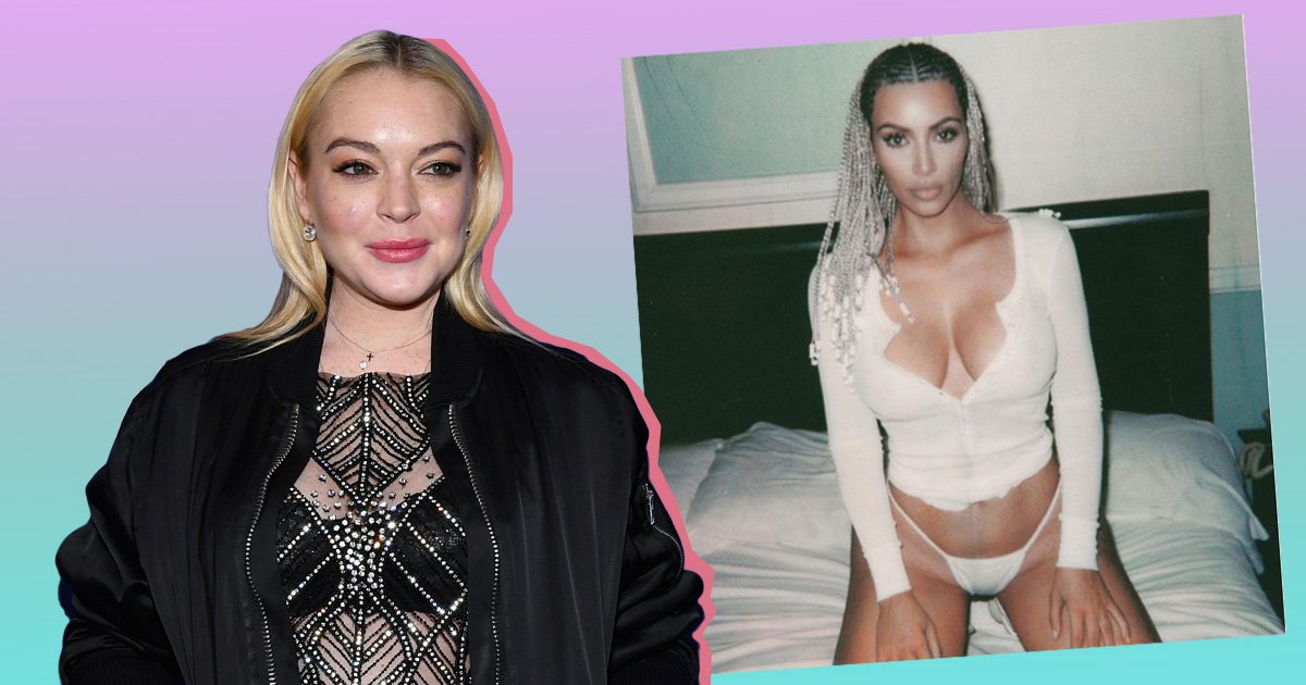 Kim Kardashian shades Lindsay Lohan's 'sudden foreign accent' in Instagram face-off