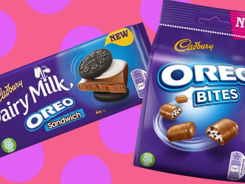 Cadbury launches Dairy Milk chocolate bars with whole Oreos in them