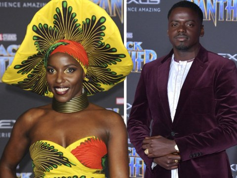 Black Panther red carpet is a lesson in slaying as African royalty dress code dominates