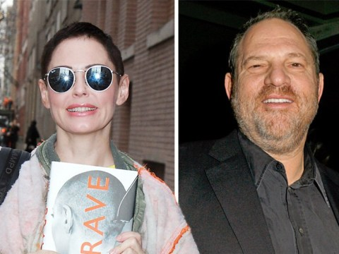 Harvey Weinstein responds to Rose McGowan's latest sexual assault allegations as 'consensual contact later regretted'