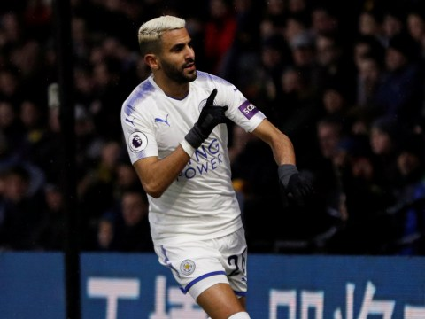 Claude Puel sends warning to Riyad Mahrez amid transfer links to Liverpool and Arsenal