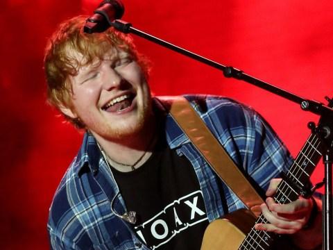 Ed Sheeran set to perform intimate London gig