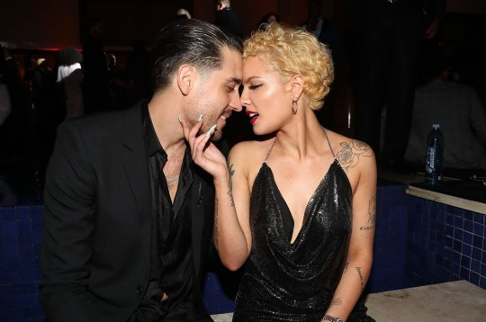 Who is Halsey, what is her real name and who is her boyfriend G-Eazy