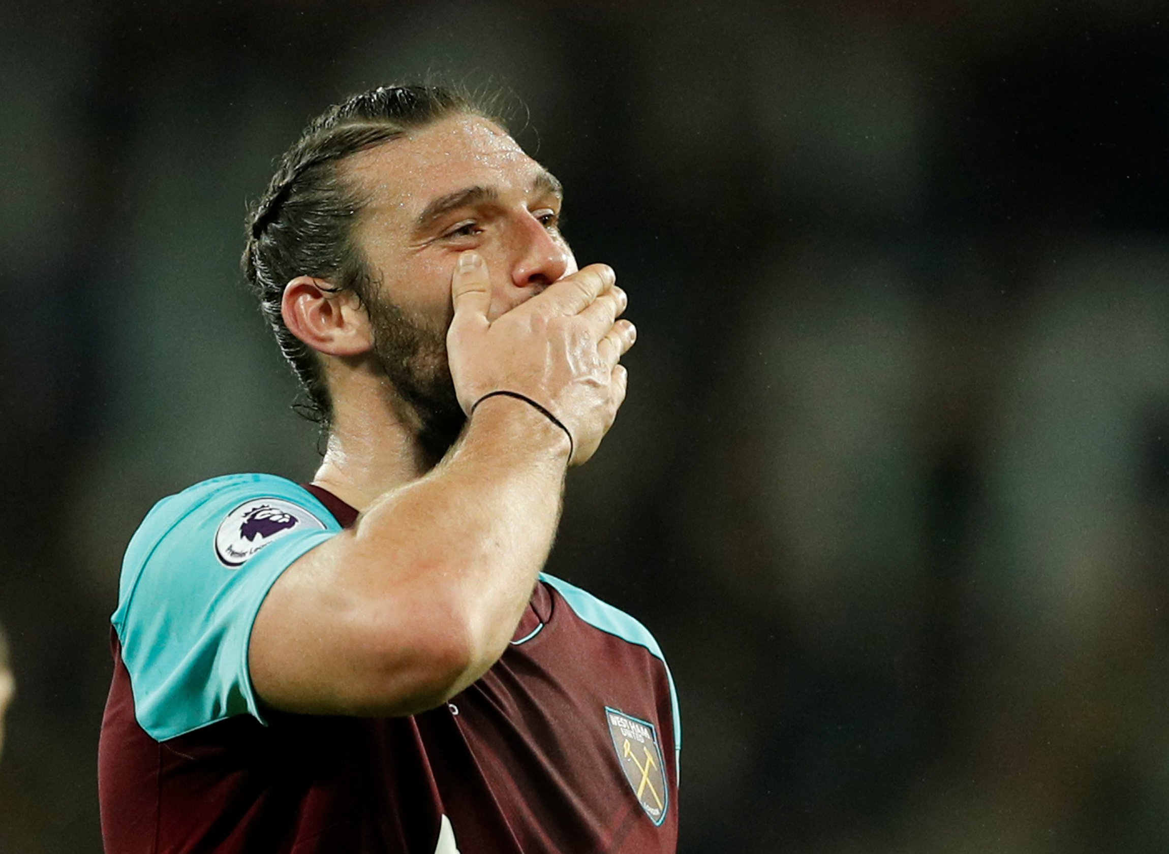Forcing Chelsea move? Andy Carroll involved in West Ham injury controversy