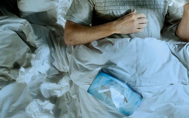 Symptoms of Aussie flu picture: Getty