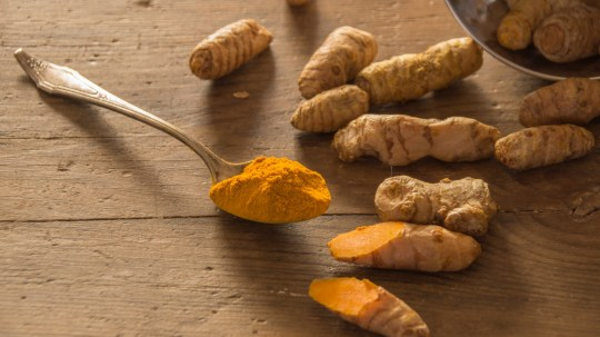 London pensioner 'halts cancer by taking spice turmeric tablets