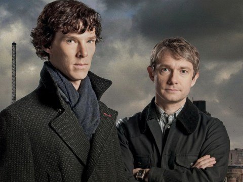 Martin Freeman reveals Sherlock viewers felt 'betrayed' his character and Benedict Cumberbatch's weren't gay