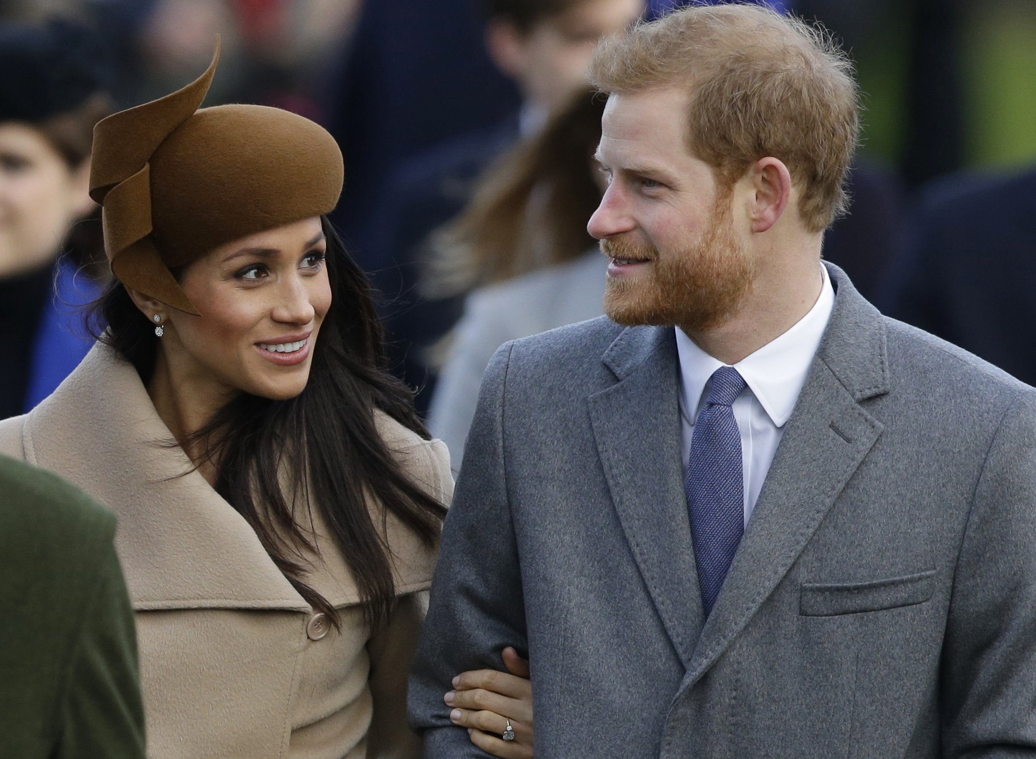 What are Prince Harry and Meghan Markle doing at Christmas and where will they stay?