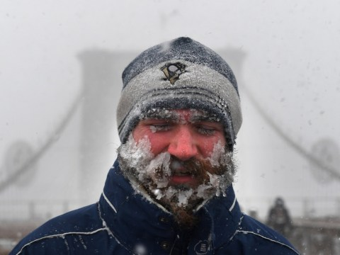 Winter storm warnings issued in Texas as Arctic cold blasts US