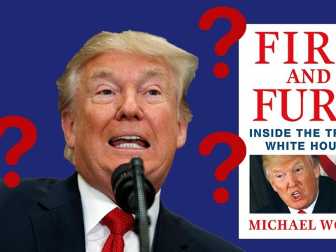 When and where to buy Donald Trump book Fire and Fury by Michael Wolff in the UK
