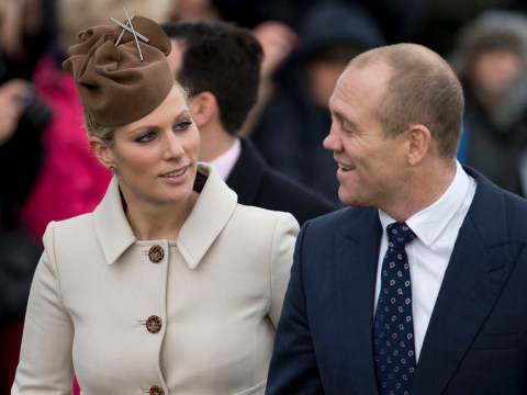 When is pregnant Zara Tindall's baby due, where in line to the throne will they be and when was her wedding?