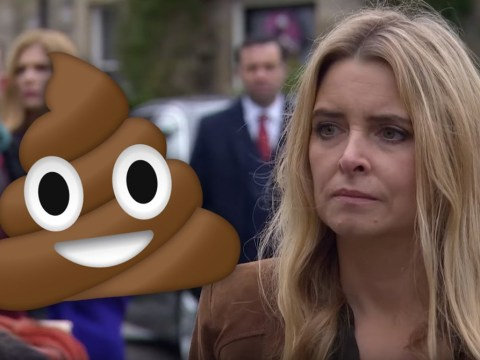 Emmerdale spoilers: Charity Dingle is arrested for taking a dump in Joe Tate's house