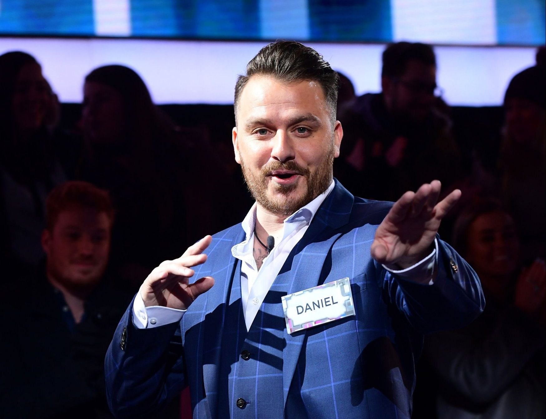 Dapper Laughs on how he's hoping to 'right some wrongs' in Celebrity Big Brother: 'I'm a different man now'