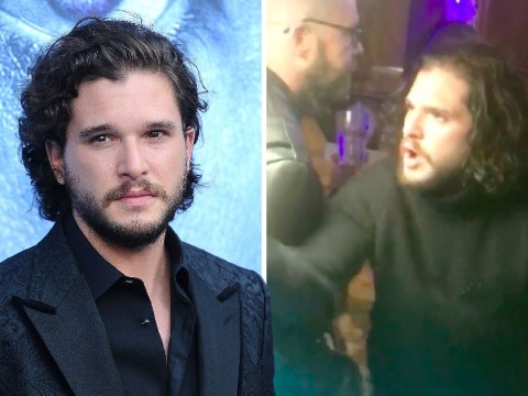 Drunk Kit Harington just wants to play pool as he kicked out of New York bar