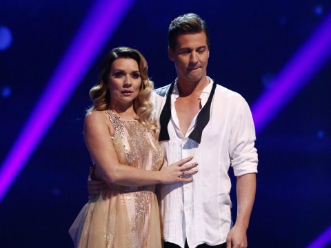 Candice Brown the first star to be eliminated from Dancing on Ice after epic dance-off with Lemar
