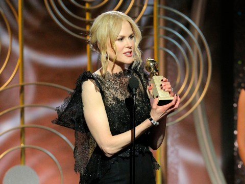 Golden Globes 2018: Big Little Lies wins big as Nicole Kidman, Laura Dern and Alexander Skarsgard take home awards