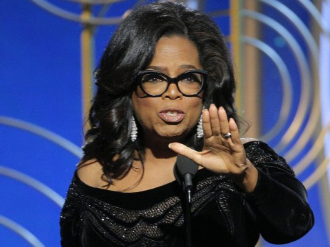 Trump says he'd 'beat Oprah' in presidential race and it would be 'a lot of fun'