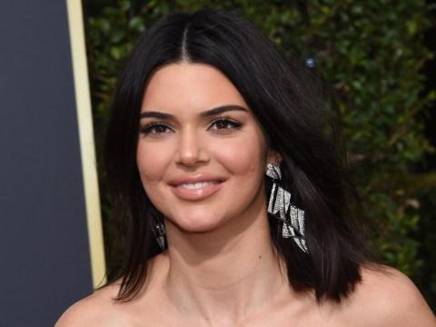 Kendall Jenner sparks lip filler speculation after Golden Globes appearance