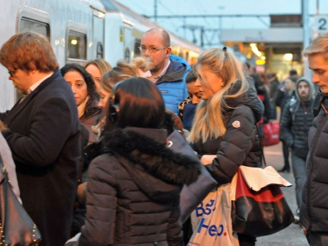 Commuters face week of chaos as train workers set to strike