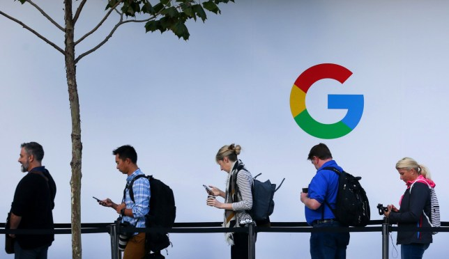 Google criticised for hosting talk by worker who sexually identifies as 'an ornate building'
